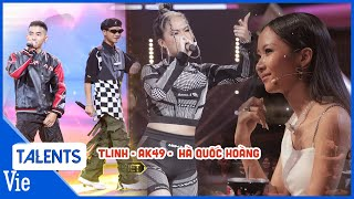 """TLINH rap melody bắt tai gây nghiện trên nền hit """"TÌNH THÔI XÓT XA"""", hạ gục AK49 và Hà Quốc Hoàng"""