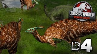 The Teleporting Compy! - Jurassic World Operation Genesis | Jurassic Month