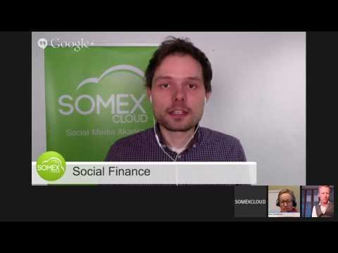 #somexonair: Social Finance