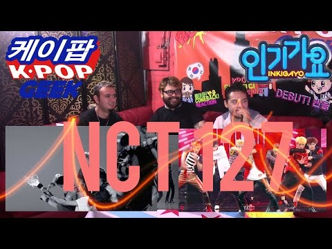 NCT 127 소방차 (Fire Truck) MV & DEBUT STAGE REACTION !