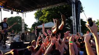 Silverstein- Smile in your Sleep(Live)