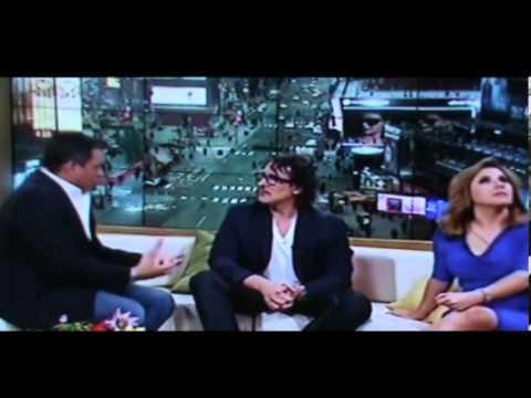 Entrevista de Miguel Varoni Un Nuevo Dia Feb 2014