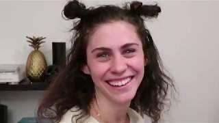 Recreating Pinterest Hairstyles