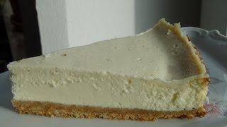 Der sensationell leckere New York Cheese Cake (Käsekuchen)