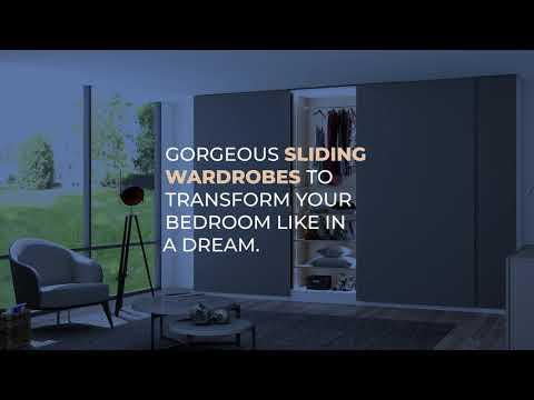 Bespoke Sliding Door Wardrobes | Glass, Wooden, & Top-Hung Sliding Wardrobes | Inspired Elements