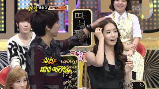 Yoona With Her Rare Aegyo Moment (ft.LeeSeunggi).mp4