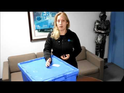 Simplify Moving Logistics with Blue Bins Today!