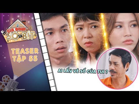 Gia đình sô - bít Teaser tập 55: Thiên Thanh, Gia Bảo