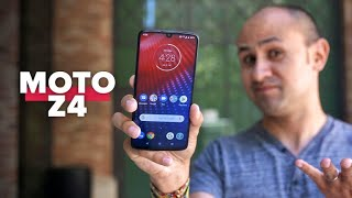 Video Motorola Moto Z4 3xhg2zyUuuQ