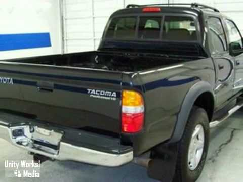 2004 Toyota Tacoma 4z385063 In Webster Houston Tx 77598