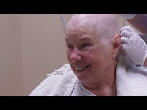 Sharon's Story: New Technology Stops Essential Hand Tremors