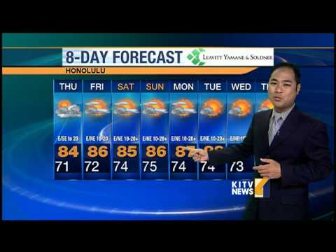 Thursday Morning Weather Forecast - Smashpipe News