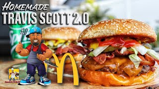 Travis Scott Burger 2.0 | McDonald's Copycat