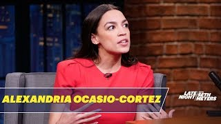 Rep. Alexandria Ocasio-Cortez Breaks Down What the Green New Deal Really Is