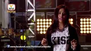The Voice Cambodia Chomreun vs Sopheak 21 Sep 2104
