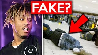 Juice WRLD Faked His Own Passing... *PROOF*