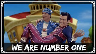 [LazyTown Remix] SharaX - We Are Number One