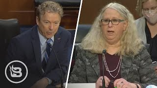 "Rand Paul Confronts Biden's Transgender Health Nominee About ""Genital Mutilation"""