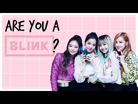 Are You a BLINK? l BLACKPINK Quiz