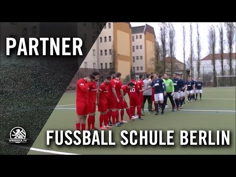 CFC Hertha 06 - SV Germania 90 Schöneiche (NOFV-Oberliga Nord) - Spielszenen | SPREEKICK.TV