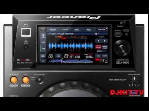 Pioneer Xdj 1000 Digital Rekordbox Player