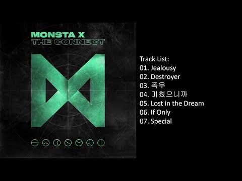 [Full Album] MONSTA X – THE CONNECT : DEJAVU (Mini Album)