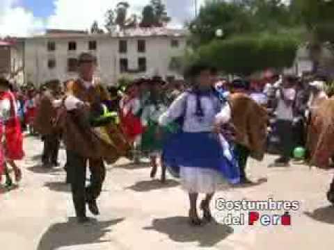 carnaval de chicmo-saber del Perú de Andahuaylas