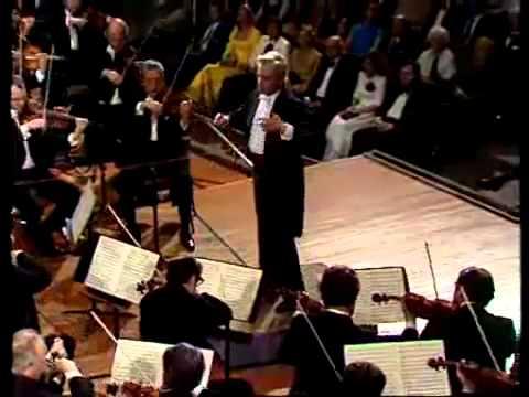 Herbert Von Karajan - Sinfonía 9 Beethoven - Filarmónica de Berlín