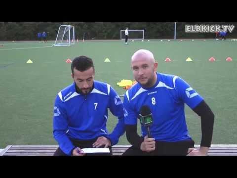 Benjamin Thiel und Eren Akbulut (beide Dersimspor) tippen den 5. Spieltag der Landesliga Hansa | ELBKICK.TV