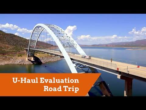 U-Haul Vehicle Evaluation Road Trip