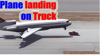plane landing | plane landing on truck | plane landings gone wrong | part 11