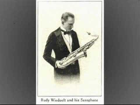 """""""Saxophobia"""" (Rudy Wiedoeft, 1920)"""