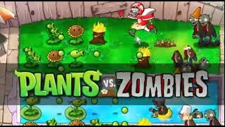 1 Plants vs  Zombies How to Play Basics and how to get the Sunflower.