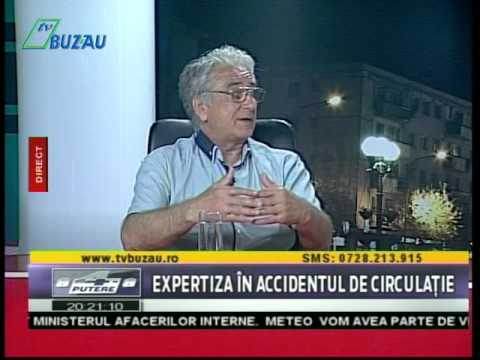 Expertiza în accidentul rutier
