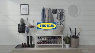 Hallway Organization: Solve It in a Snap by IKEA