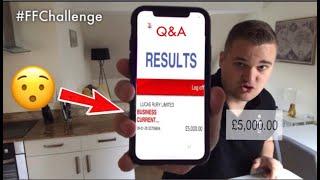 Financial Freedom Challenge PART 2 (Follow Up) #FFChallenge