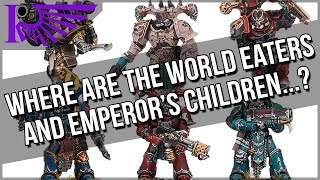 Reading Way Too Much Into The Chaos Space Marines Pre-Order Preview