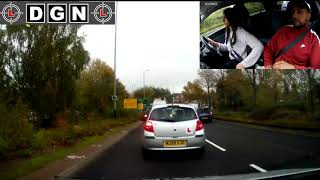 Neha's Practical Driving Test - Will She Pass Or Fail?