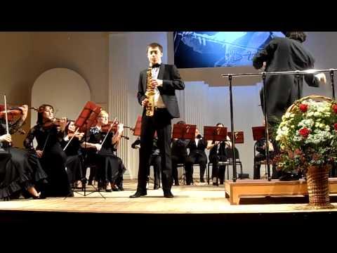 Nikita Zimin Jacques Ibert concertino da camera