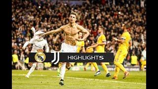 Real Madrid 1 - 3 Juventus Ronaldo tỏa sáng Real thoát hiểm - Bóng Đá NHP