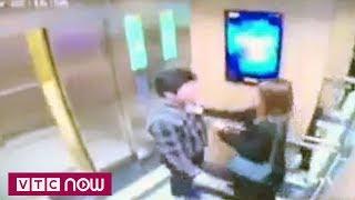 Sàm sỡ trong thang máy: Đối tượng đã trình diện công an