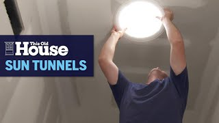 All About Sun Tunnels | This Old House