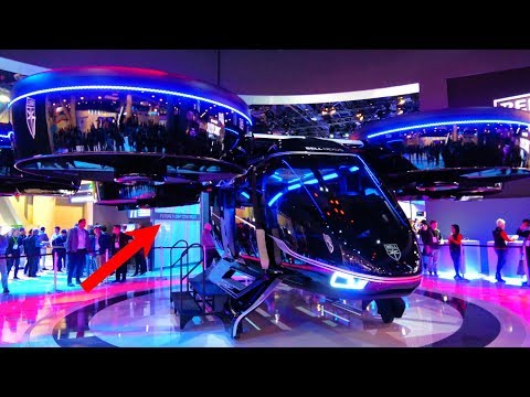 Whats Inside COOL TECH Of CES 2019
