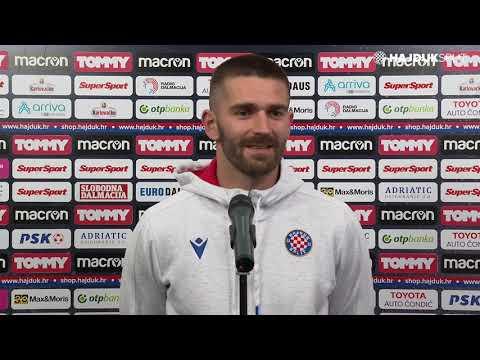 Marko Livaja nakon remija s Dinamom