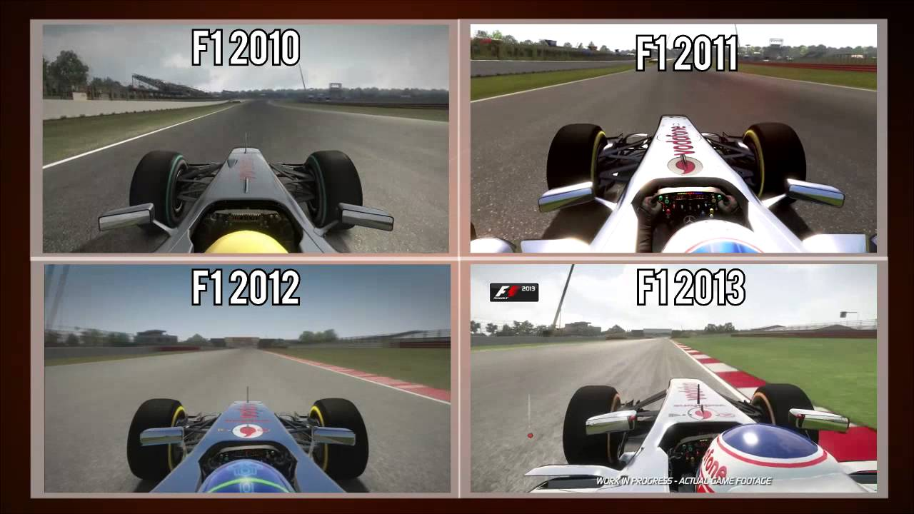 VWVortex com - F1 2013 (Now with 80s/90s content)