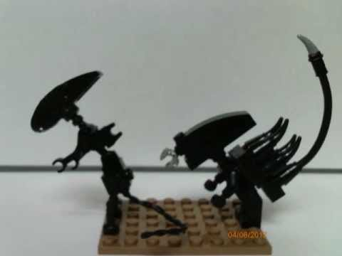 Predator Lego Movie Lego Alien vs Predator Alien