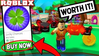 IS THE *NEW* 2x LUCK GAMEPASS WORTH IT? NEW EPIC PETS!* (Roblox Bubble Gum Simulator)