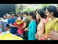 Ram Charan at Boyapati Srinu Birthday Celebrations
