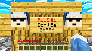 I Joined A SHARK HATER SERVER And BLEW IT UP!