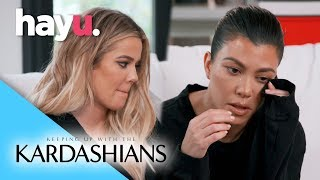 Has Khloé & Kourtney's Bond Been Broken? | Season 15 | Keeping Up With The Kardashians